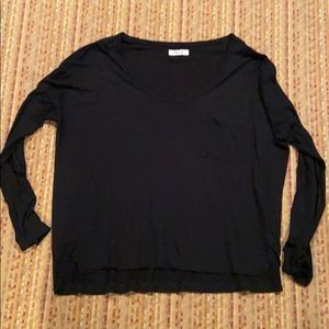 Madewell Basic Black Shirt